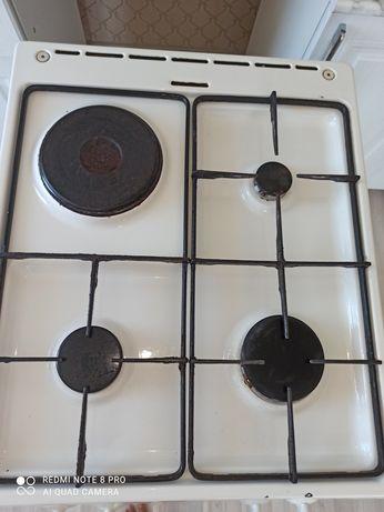 Продам комбинированную газовую плиту