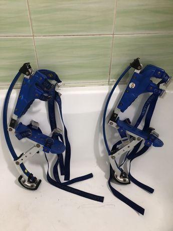 Джамперы- тренажеры для ног для детей размер 30-36