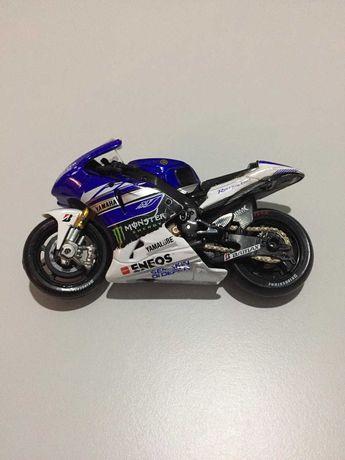 Vand motocicleta Yamaha speed Maisto