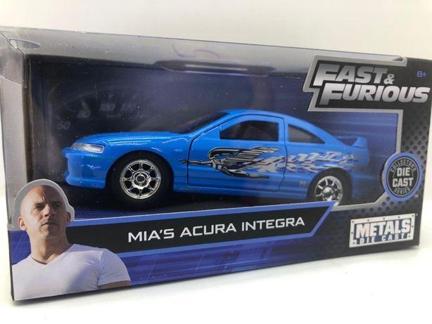 Machete Metal Fast and Furious-jucarii masini