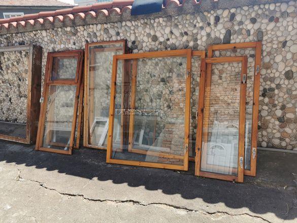 Дървена дограма-прозорци