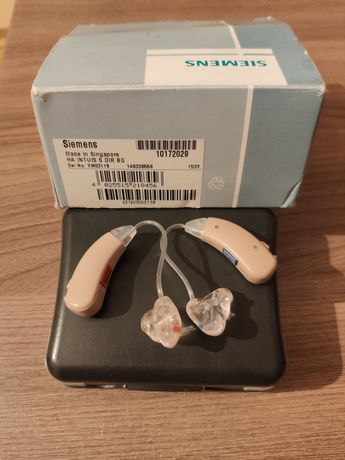 Слуховой аппарат simens intuis s dir