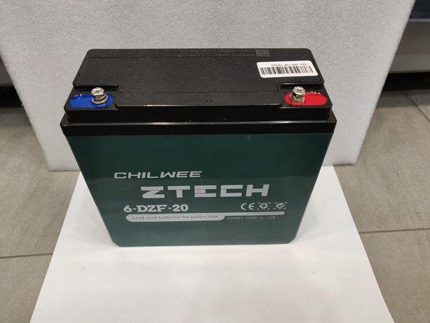 Baterie Tricicleta Electrica Ztech 6-DZF-20, 12V 20Ah ZTECH ZT-15, 18