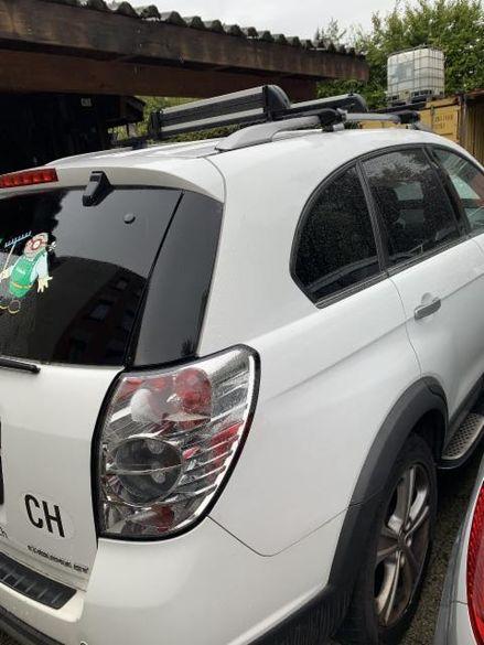 Шавролет Каптива / Chevrolet Captiva 3.0 i 4x4 на части