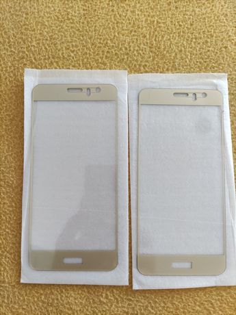 Vând folie de sticlă Huawei p10 Lite