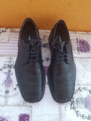 Pantofi piele Barbatesti Fabio Lenzi nr.41