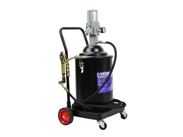 Pompa pneumatica vaselina 16L.Pompa gresare pneumatica vaselina 20kg