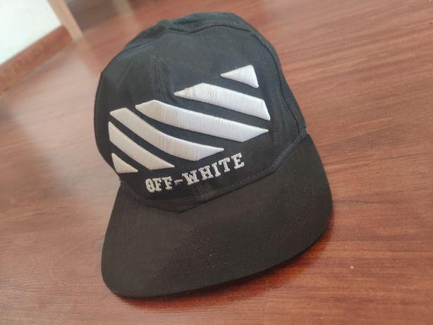 Качественная  off-white / кепка