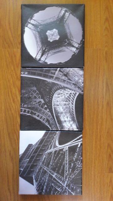 Tablouri reproduceri pe canvas Turnul Eiffel