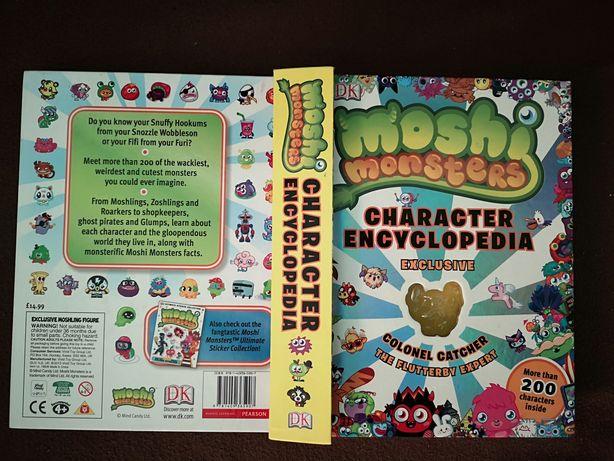 Enciclopedie personaje moshi monsters