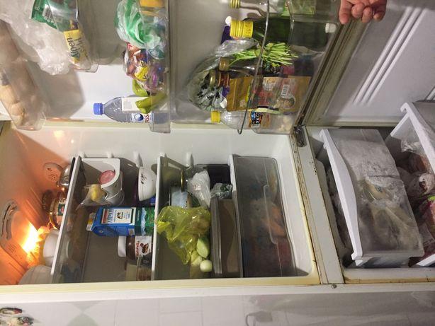 Холодильник+ морозильник