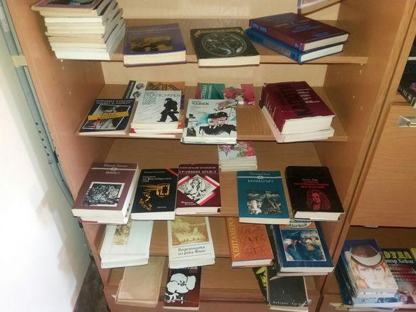 Книги - Класически романи и подбрани заглавия