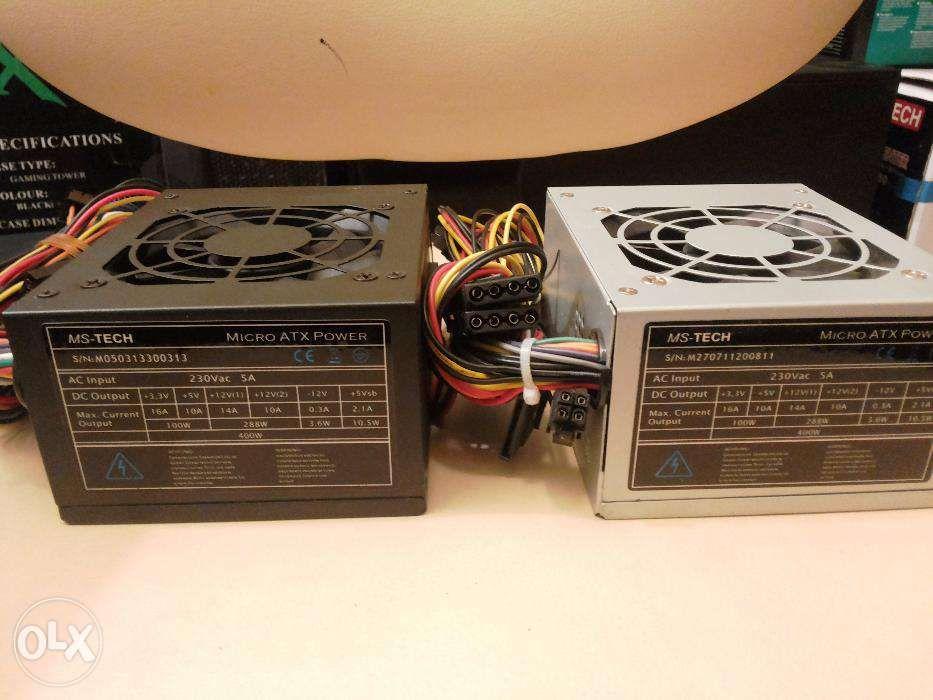 Sursa Mini Atx Ms-Tech 400W noua