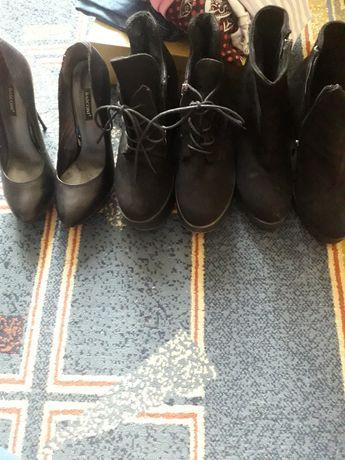 Продам обуви осенние