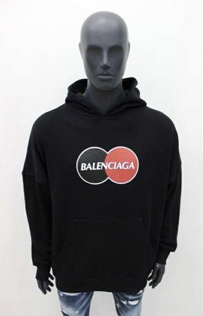 Hanorac Trening Balenciaga Colecțiile Noi 2021 Bumbac 100%