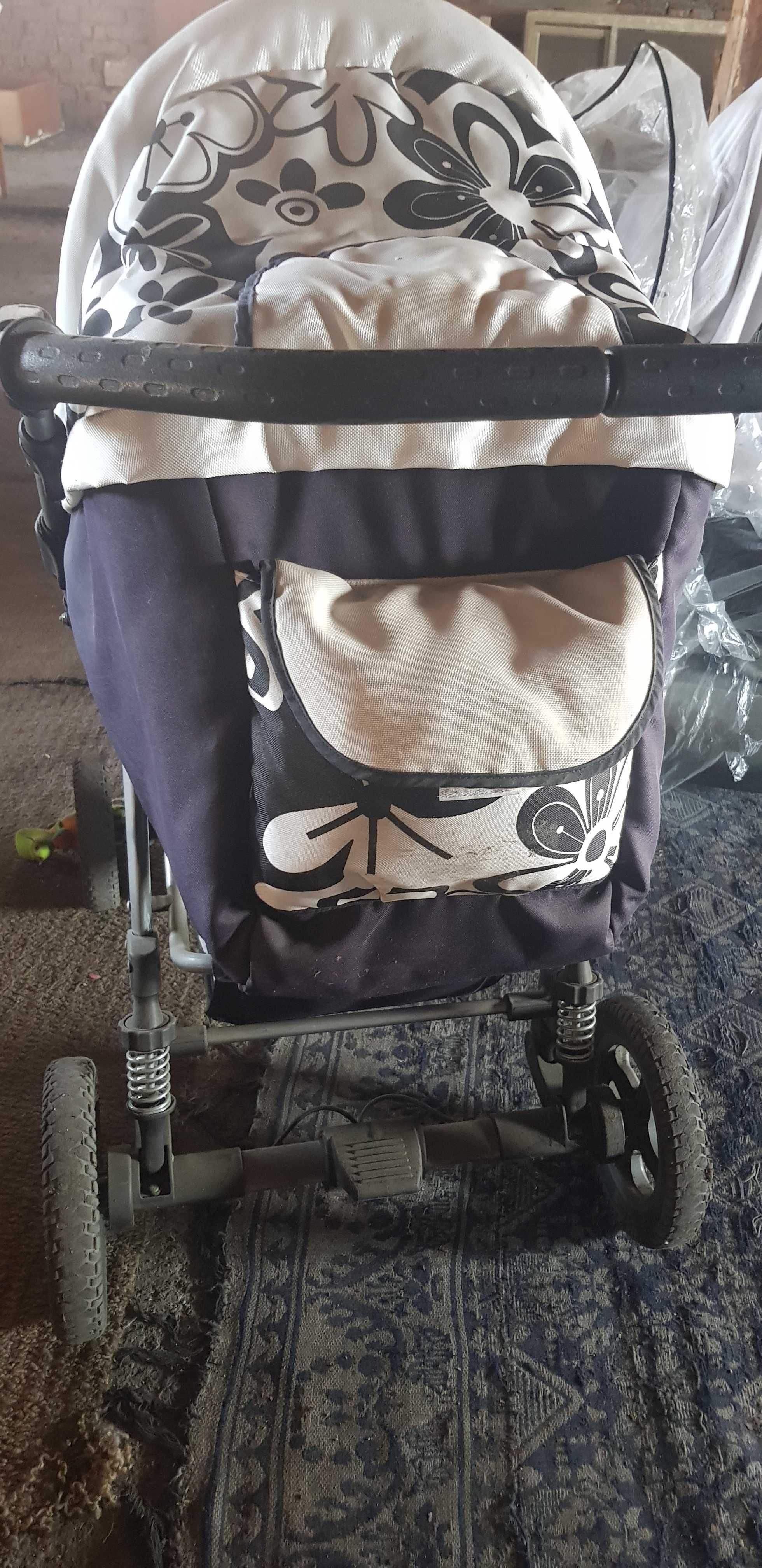 Бебешка количка-лято,зима