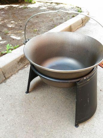 Ceaun din fonta pura 16 litri Promo =189 lei
