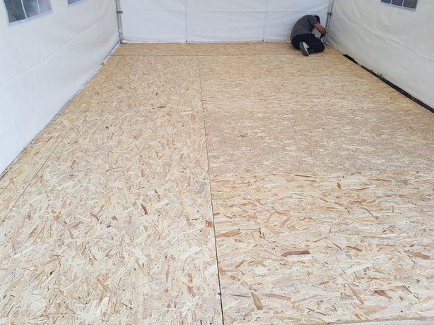Inchiriem podea pentru cort evenimente
