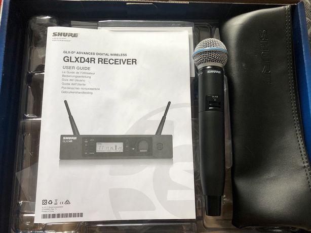 Продам радиомикрофон Shure