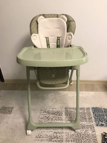 Детский стульчик для кормления Happy Baby William Pro