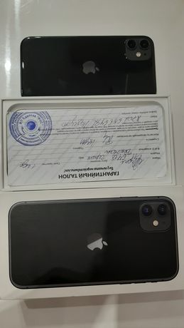 Iphone 11 в хорошем состоянии