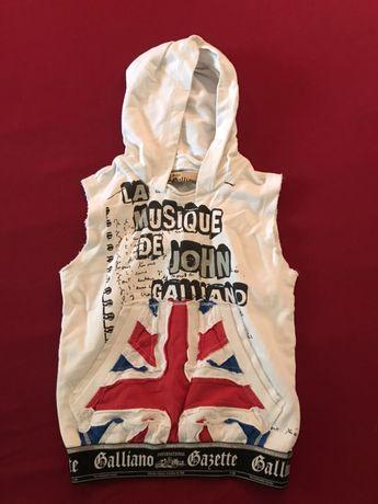 Bluza hanorac băieți John Galliano