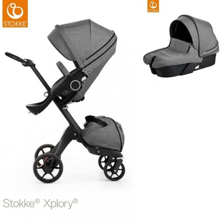 Stokke Xplory V5 Black edition