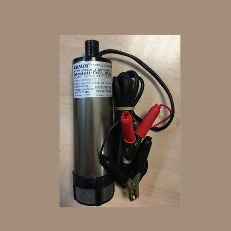 Помпа за източване на гориво,потапяща помпа 12 V
