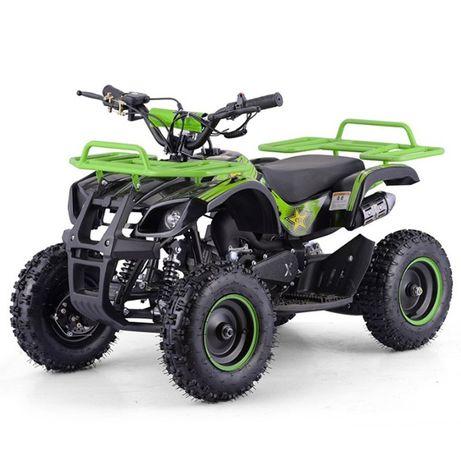 Atv 50 cc pentru Copii Benzina Full Options Garantie