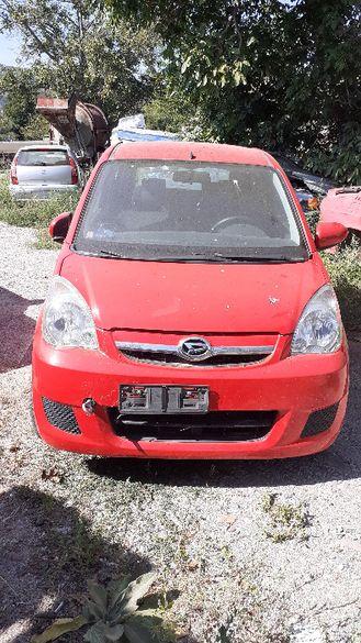 Daihatsu Cuore-1.0бензин/70к.с/2010г-на части