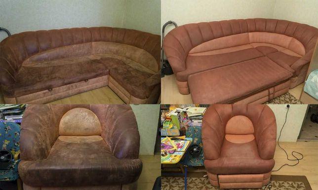 Химчистка качественная мягкой мебели дивана кроватей матрасов стульев