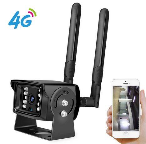 4G FullHD IP онлайн охранителна видеокамера със SIM карта, 1080p, IP6