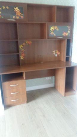Подростковый стол-шкаф