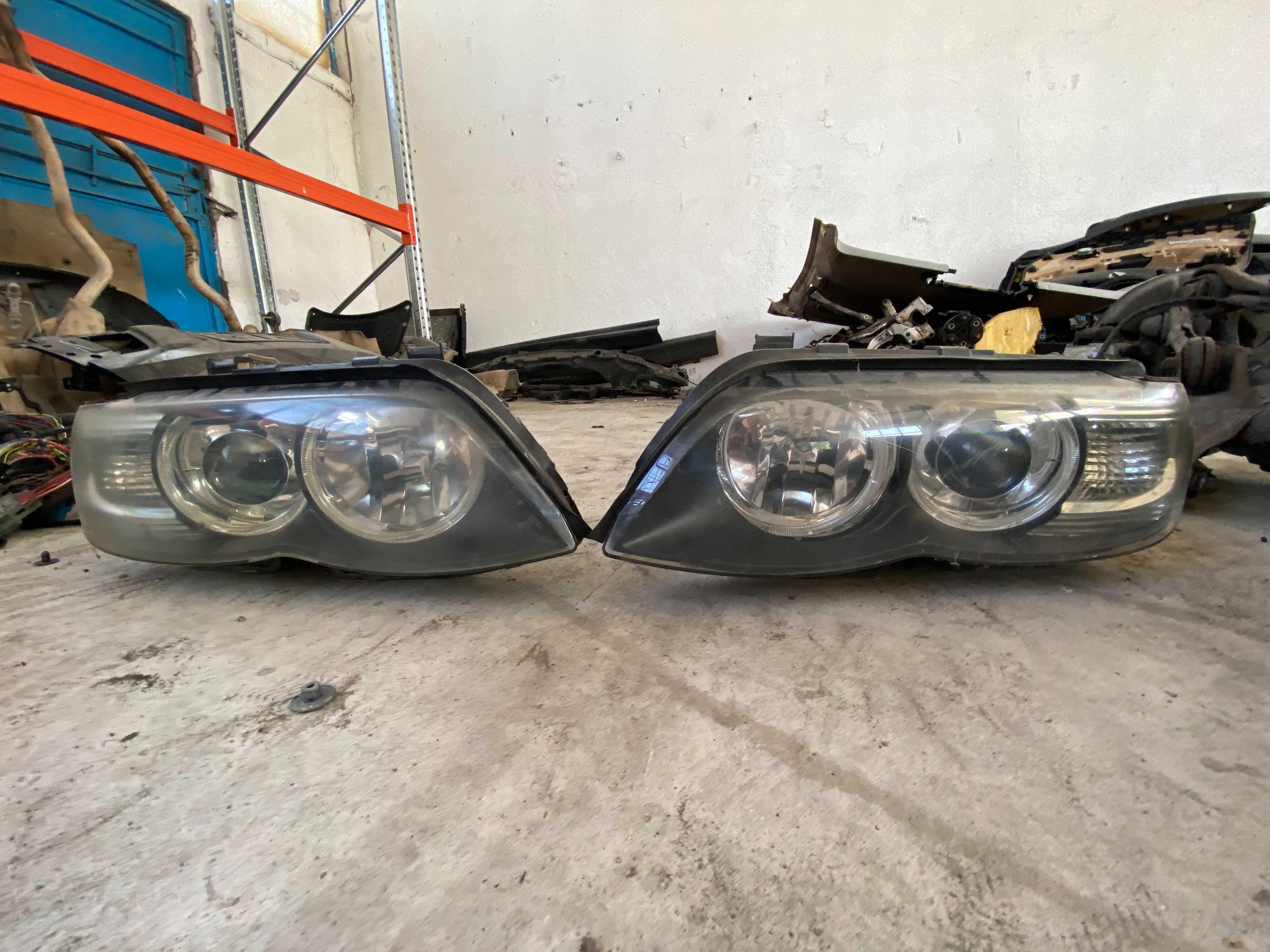 Фарове - /БМВ/BMW/ - /е53 /x5/ - M57- 3.0D - 218кс