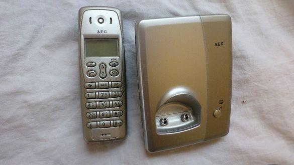 Стационарен телефон АЕG Fame 300