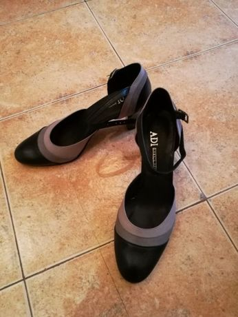 нови дамски обувки от естеств.кожа