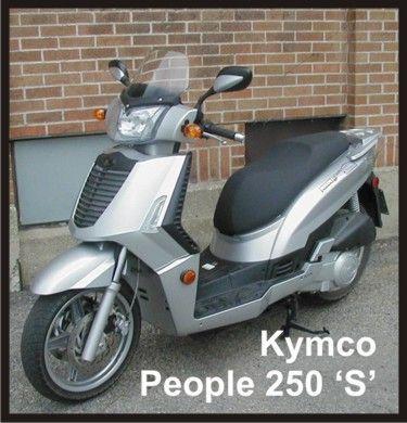 Kymco People 250 300