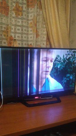 Телевизор LG диагоноль112 смарт тв необходимо замена экрана