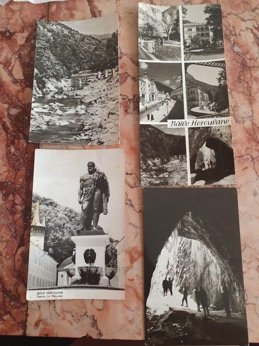 Carti postale R.P.R. Băile Herculane Pitesti - imagine 1