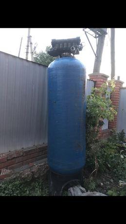 Фильтр для питевой и технической воды промышленный