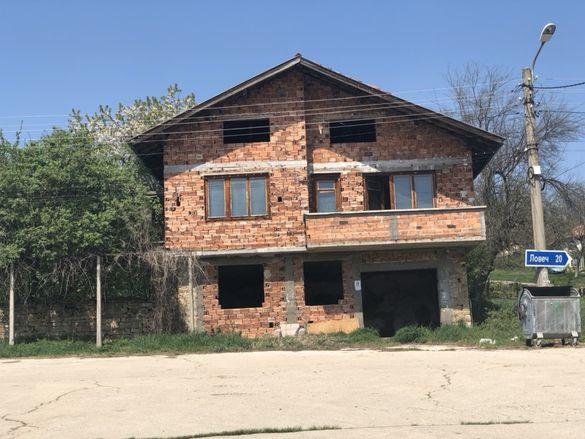 Продава се къща в с.Прелом, Ловешка област