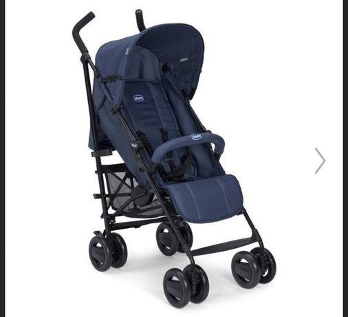 Прогулочная коляска  Chicco London Blue