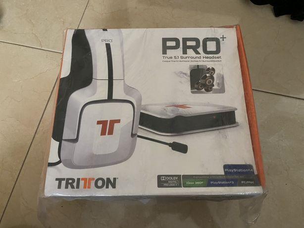 Casti gaming Tritton PRO+ 5.1 Ps5/Ps4/Xbox/PC