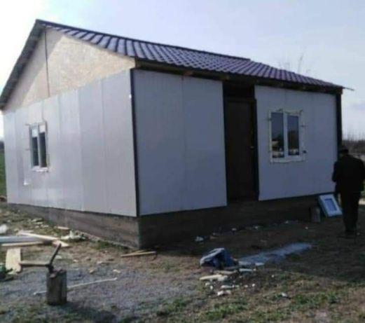 Vindem case module și cabane și birouri
