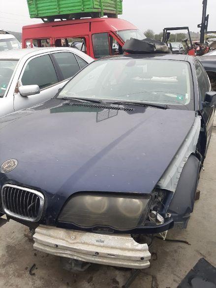 БМВ Е46 2.8i BMW E46 седан на части