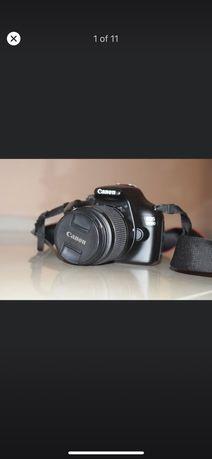 Canon EOS 1100D EFS 18-55