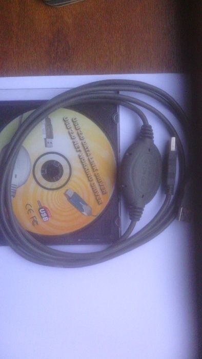 Cablu USB HI-Speed cu soft -Net Link Cable Piatra Neamt - imagine 1