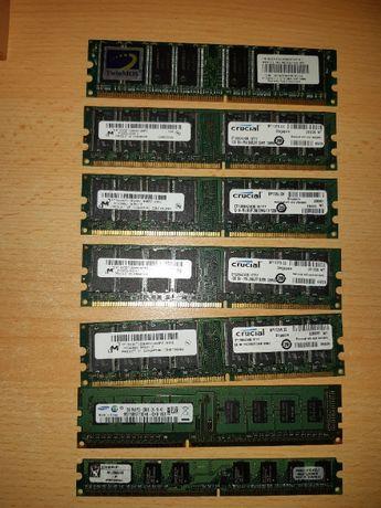 Ram pc DDR1 DDR2