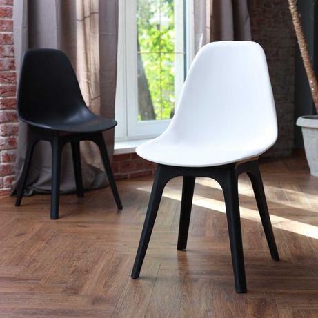 Стул пластиковый, стул Имс, кресло, пластиковый, декор, мебель