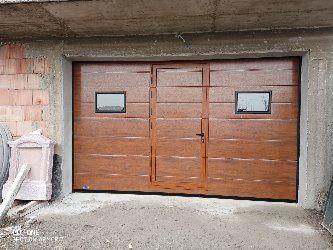 Usa Garaj Sectionala 3070x2050 Maro - Oradea